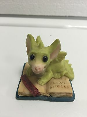 A Book My Size. No Box. Whimsical World Of Pocket Dragons