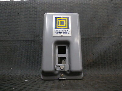 Square D Class 2510 Manual Motor Starter Enclosure Only **New Enclosure Only**