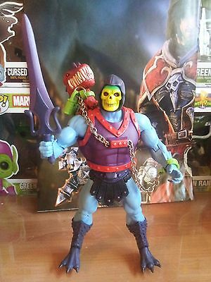 Motuc Masters Of The Universe Classics Dragon Blaster Skeletor