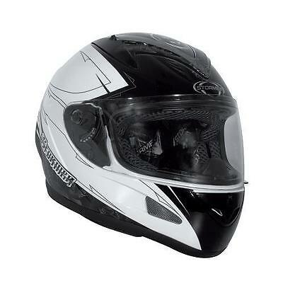 Casque Integral Stormer X Air Iron Cyclo Moto Scooter - Taille Xl 61/62
