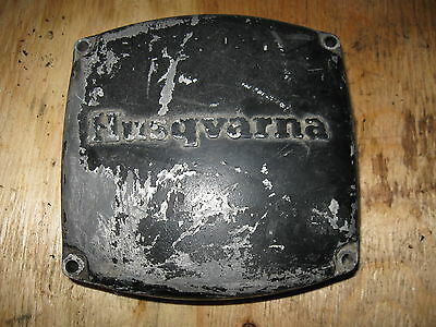Vintage Husqvarna Gp 175 Cr Ignition Cover Engine Motor Stator Freeshipus+Can