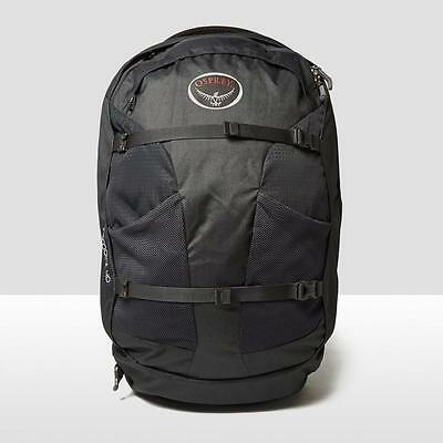 Osprey Farpoint 40 Rucksack Grey One Size Grey