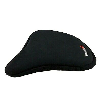 NEW Bike Bicycle Cycle Cover For Seat Saddle Extra Comfort Pad Soft Gel Cushion