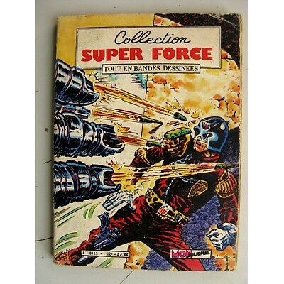 COLLECTION SUPER FORCE N°12 Mon Journal 1981