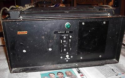 Racal MA4178 24 volt 25 amp power supply unit - for spares or repair