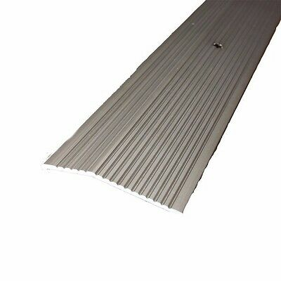 "MD Building 36001763 2"" X 72"" Carpet Trim Extra Wide Fluted"
