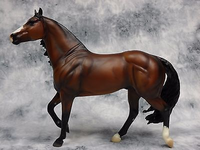 Breyer * JCP Smart Chic Olena * 410434 JC Penney Western Traditional Model Horse