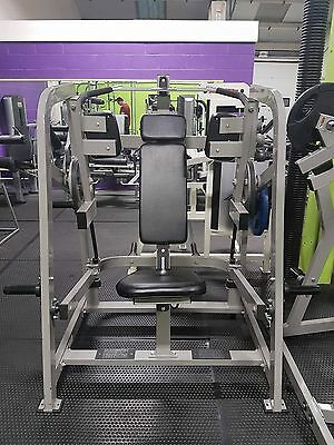 Commercial Strength Pullover Machine