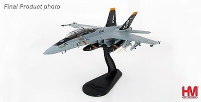 HOBBY MASTER 1/72 HA5102 F/A-18F fighter attack VFA-103 JOLLY ROGERS EISENHOWER