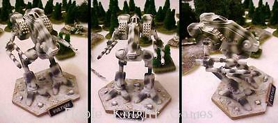 """Iron Wind Battletech Vulture """"Mad Dog"""" Museum Scale Pack MINT"""