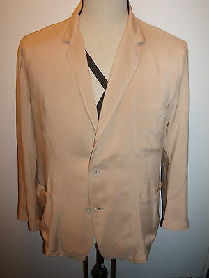 vintage 1940s50s moycool  BLAZER  40 old town loose fit