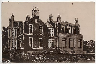 Sutton House, Posted  ------ Top 38