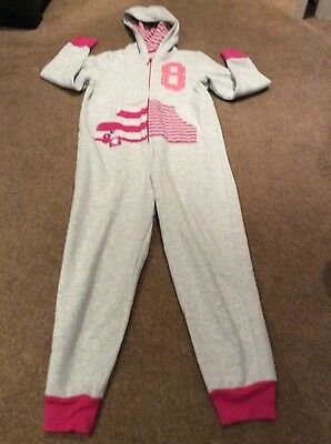 Girls M&S Onesie age 9-10 Years
