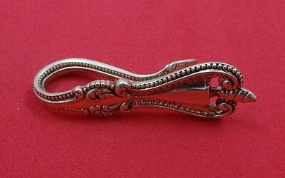 """Old Colonial by Towle Sterling Silver Napkin Clip 2 1/8"""""""