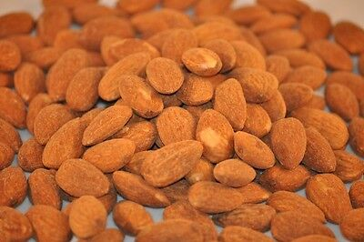 Almonds Roasted Salted 1kg Australian (FREE SHIPPING)