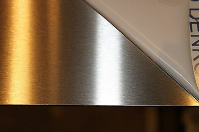 Stainless steel sheets    1250MM X 3000MM   1.5mm  304 brush finish.