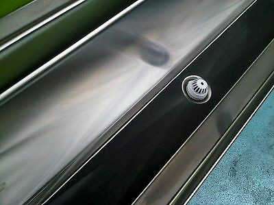 WATERLESS Stainless Urinal 1200mm *WATER FREE KIT INCLUDED*