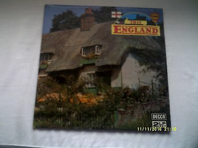 This England Double LP