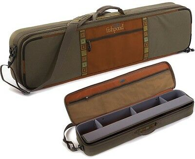 "New Fishpond Dakota Rod & Reel Case 45"" For Switch/spey Rods -- Free Us Shipping"