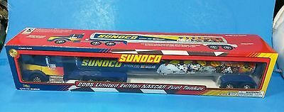 2005 Sunoco Limited Edition NASCAR Fuel Tanker