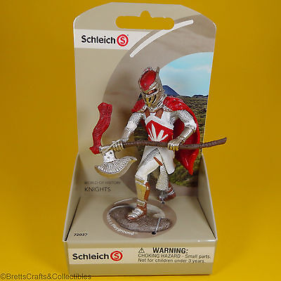 Schleich - World of History Knights Griffin Dragon Knight with Axe 72037