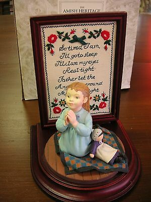 The Amish Heritage Collection by Willits  Caroline's Bedtime Prayer #30043