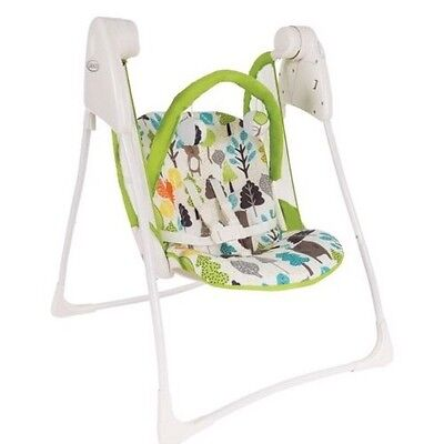 Graco Bear Trail Baby Delight Swing.        (suitable From Newborn To 9 months)
