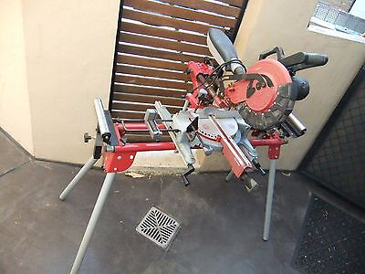 EINHELL  UNIVERSAL  CROSSCUT   SAW   250mm   LITTLE  USE