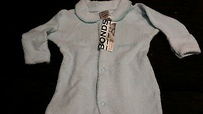 Bonds baby wondersuit - size 000 BNWT