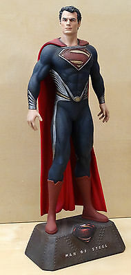 1/6 Superman Man of Steel 3D Ultimate Collector's Edition Statue Figure