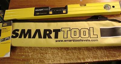 "M-D Building Products SmartTool Smart Tool Level With Case NICE 23-5/8"" Long"