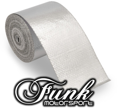 Funk Motorsport Cool Silver Reflective Heat tape 50mm x 5.0m Performance Race