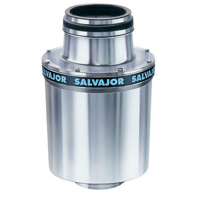 Salvajor 300-SA-MSS 3 HP Sink Mount Disposer Assembly Single Support Leg