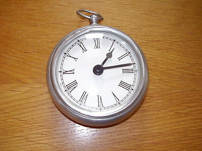 Very Nice Collectable Pocket Watch Style Clock