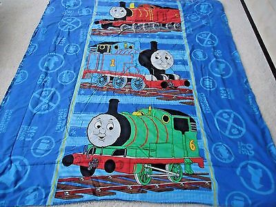 Thomas the Train Full Comforter and Pillow Case Vintage 2006