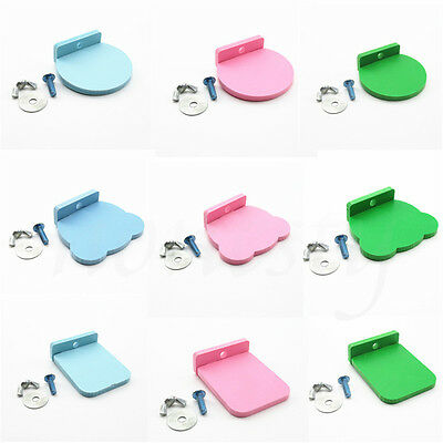 Pets Small Animal Hamster Guinea Pig Toys Springboard Platform Treats And Chews