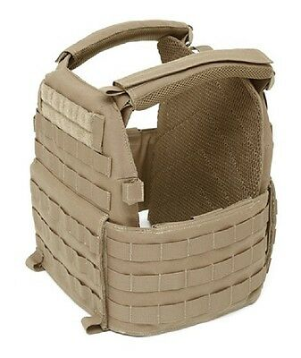 DCS Plate Carrier WARRIOR -Color: Coyote Size: L