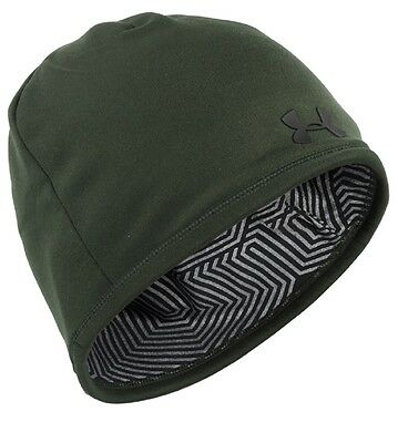 Beanie ColdGear Infrared Elements Storm 2.0 Under Armour -Farbe: Olive