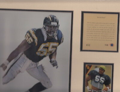 JUNIOR SEAU Kelly Russell Studios Limited Edition Lithograph 2 New Two different