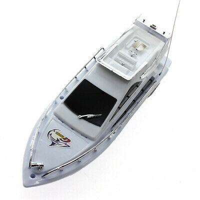 Radio Remote Control RC Speed Boat Electric Ship Simulation Model Toy Kids Gift