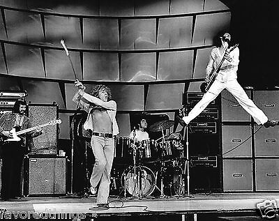 The Who 1973 8X10 Photo #9