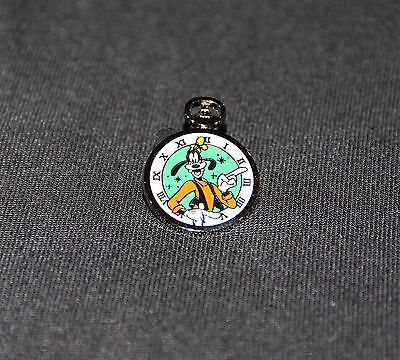 Disney Pin Mystery Purchase with Purchase Stopwatch Pocket Watch Goofy