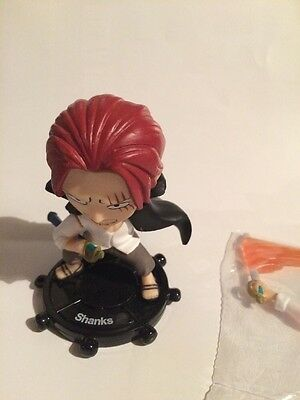 One Piece Shanks Figure Anime - Changeable Arm Posed Design Toy