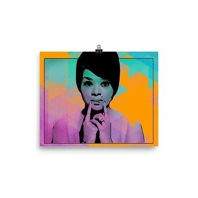 Tammi Terrell - All I Do Is Think About You Soul Poster Print