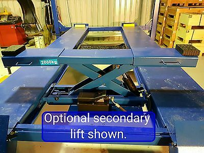 2 ton Secondary lift only to suit 4 POST CAR HOIST,