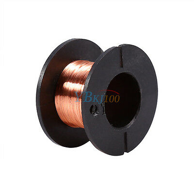 5pcs Soldering  Magnet Solder Copper Wire Reel PPA Enamelled Repair Kit 15m New