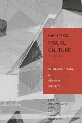 Representations of German Identity by Hardcover Book (English)