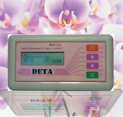 Medical Device of Electromagnetic therapy DETA AP-15 (Antiparasitic,STD)