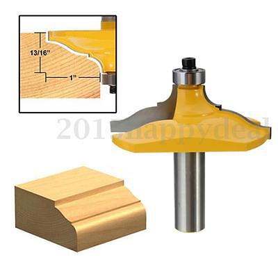 1/2'' Shank Ogee Chisel Cutter Router Bit Door Woodworking Carpentry Tool Hot