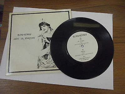 BAUHAUS 7 inch single SHE'S IN PARTIES